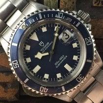 Tudor Submariner Snowflake Blue Dial