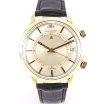 Jaeger-LeCoultre Memovox yellow gold