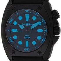Bell & Ross : BR 02 Marine :  BR02-20-S :  Black carbon...