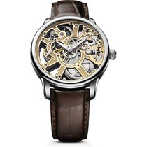 Maurice Lacroix Masterpiece Squelette MP7228-SS001-001-2 | MP7228-SS001-001-1 nuevo