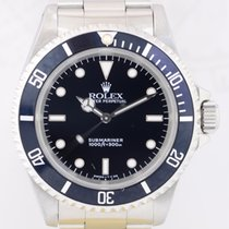 Rolex Submariner 14060 No-Date 2-Liner Diver Oysterband A-Serie