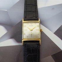 Elgin Wristwatch Manual Wind 17 Jewels Box & Warranty