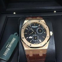 Audemars Piguet 26120OR.OO.D002CR.01 Rose gold 2018 Royal Oak Dual Time 39mm new United States of America, New York, New York