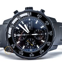 IWC Aquatimer Chronograph Steel 45mm Black Malaysia, Subang Jaya