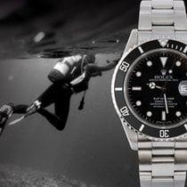 Rolex 16610 Submariner Date Acier 1988 Submariner Date 40mm occasion France, Paris