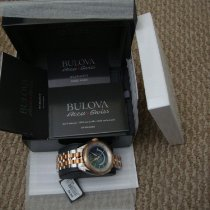 Bulova Steel 43mm Automatic 65B163 new Canada, Calgary