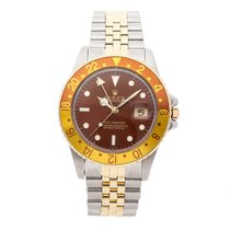Rolex GMT-Master Steel 40mm Brown No numerals United States of America, Pennsylvania, Bala Cynwyd