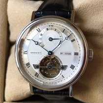Breguet Platinum 39mm Automatic 5317pt/12/9v6 pre-owned