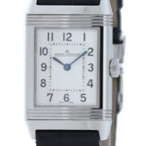 Jaeger-LeCoultre Reverso Classic Small Staal 21mm Zilver Arabisch