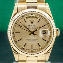 Rolex Day-Date 36 Yellow gold 36mm United States of America, Massachusetts, Boston