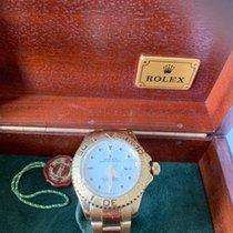 Rolex Yacht-Master Yellow gold 40mm White No numerals United Kingdom, weston super mare