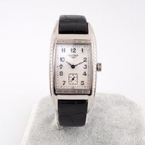 Longines BelleArti Steel 25mm Mother of pearl Arabic numerals