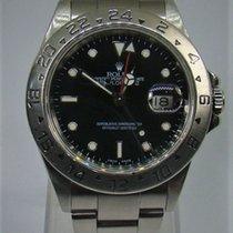 Rolex Explorer II Steel 40mm Black No numerals Thailand, Khon kaen