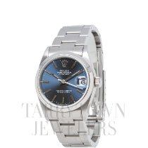 Rolex Lady-Datejust Acero 31mm Azul