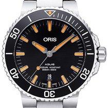 Oris Aquis Date 01 733 7730 4159-07 8 24 05PEB 2019 new