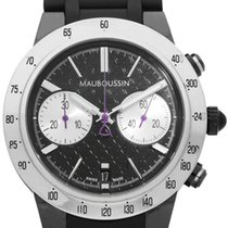 Mauboussin Steel 42mm Automatic 909-1494-S pre-owned