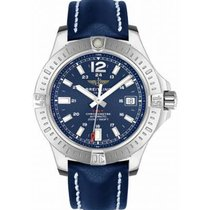 Breitling Colt Automatic Steel 41mm Blue