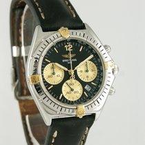 Breitling B55047 Very good Gold/Steel 35mm Quartz