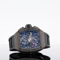 Richard Mille Carbon 50mm Automatika Richard Mille RM011-02 Automatic Fly-Back Chronograph GMT nov