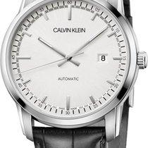 ck Calvin Klein new Automatic Steel Sapphire Glass