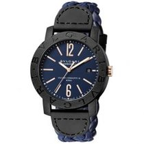 Bulgari Bulgari Carbon 40mm Blue Arabic numerals United States of America, Pennsylvania, Holland