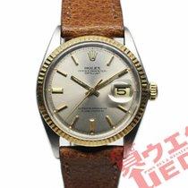 Rolex Datejust 1601 Fair Gold/Steel 36mm Automatic