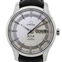 Omega De Ville Hour Vision 431.33.41.22.02.001 new