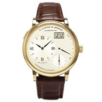A. Lange & Söhne 117.021 Yellow gold Grand Lange 1 40.9mm new