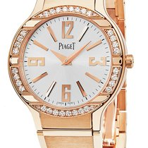 Piaget Rose gold Quartz Silver new Polo