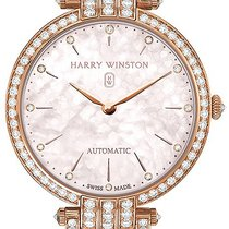 Harry Winston Premier Rose gold 36mm United States of America, New York, Airmont