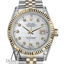 Rolex Lady-Datejust Gold/Steel 26mm Mother of pearl United States of America, New York, New York