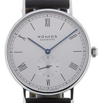 Nomos Ludwig 38 Manual Leather