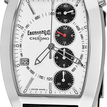 Eberhard & Co. Chronograph Automatic new Chrono 4 Silver