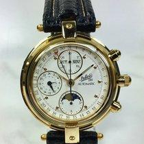 DuBois 1785 Chronograph Mondphase Kalender + Papiere