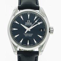 Omega Seamaster Aqua Terra 39mm Co-Axial Date Blue Dial