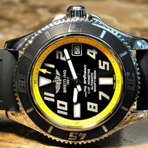 Breitling Superocean 42 Black / Yellow