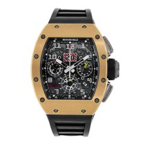 Richard Mille RM011 Oro rosa RM 011 50mm nuovo