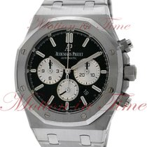 Audemars Piguet Titanium Automatic Black No numerals 41mm new Royal Oak Chronograph