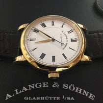A. Lange & Söhne Yellow gold Manual winding 40,5mm pre-owned Richard Lange