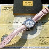 Breitling Chronomat 38 BREITLING CHRONOMAT 38 SLEEK D A13310 STAHL DIAMOND Ungetragen Stahl 38mm Automatik