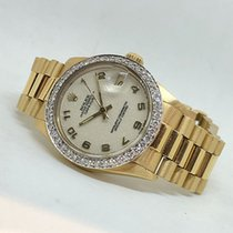 Rolex Datejust (Submodel) new 31mm Yellow gold