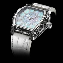 Strom 43mm Automatic 2018 new Agonium Mother of pearl