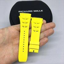 Richard Mille Toebehoren nieuw Rubber Geel RM 011