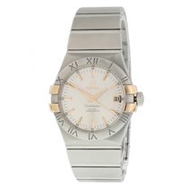Omega Constellation Ladies Steel 35mm Grey United States of America, New York, New York