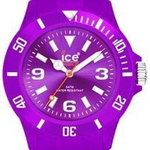 Ice Watch Chronograph 48mm Quarz neu Violett