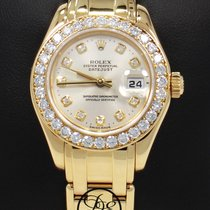 Rolex Lady-Datejust Pearlmaster 80298 pre-owned