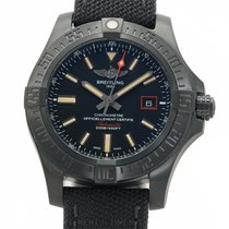 Breitling Avenger Blackbird 44 Titanium 44mm Black United States of America, New York, New York