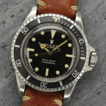 Rolex 5512 Acero 1961 Submariner (No Date) 40mm usados