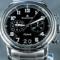 Blancpain Steel 40mm Automatic 2885F-1130-53B pre-owned