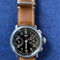 Heuer Steel 38.7mm Manual winding Reference 348 pre-owned United States of America, Tennesse, Memphis